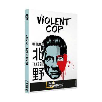 Violent Cop Exclusivité Fnac DVD