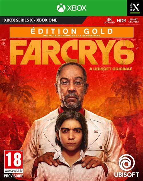 Far Cry 6 Edition Gold Xbox