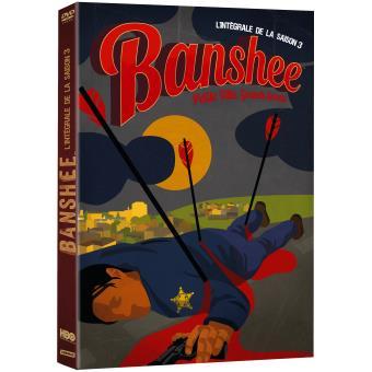 BansheeBanshee - Seizoen 3 DVD-Box