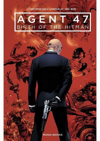 Naissance de l'agent 47