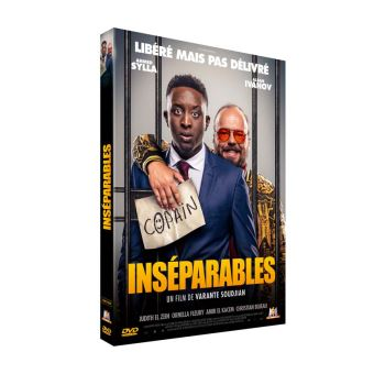 Inséparables DVD