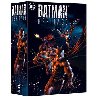 Batman animated seriesCOFFRET BATMAN HERITAGE 3 FILMS-FR