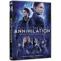 Annihilation DVD