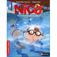 Nico: Comme une grenouille !