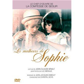 Les Malheurs de Sophie DVD