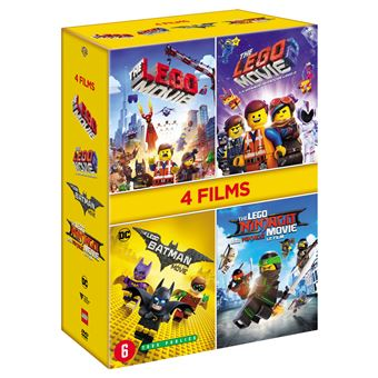 LEGOLEGO 4-FILM COLLECTION-BIL