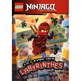 Lego Ninjago Tome 01 Lego Ninjago Le Livre Des Labyrinthes