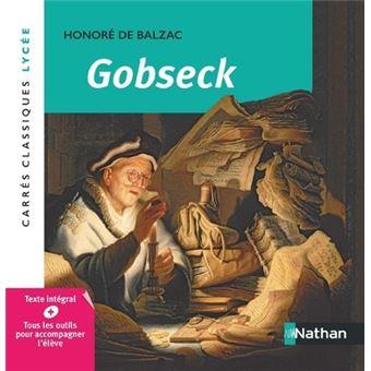 Gobseck - Balzac