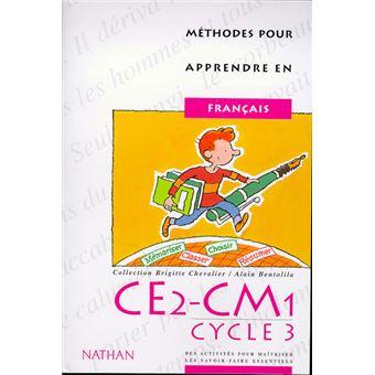 Meth Apprend Franc Ce2 Cm1 Ele