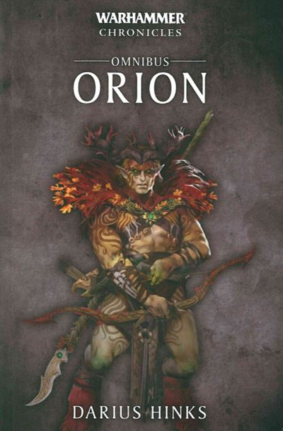Programme des publications Black Library France pour 2018 - Page 4 Orion