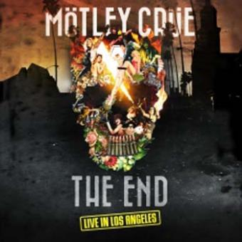 The End Live in Los Angeles Blu-ray