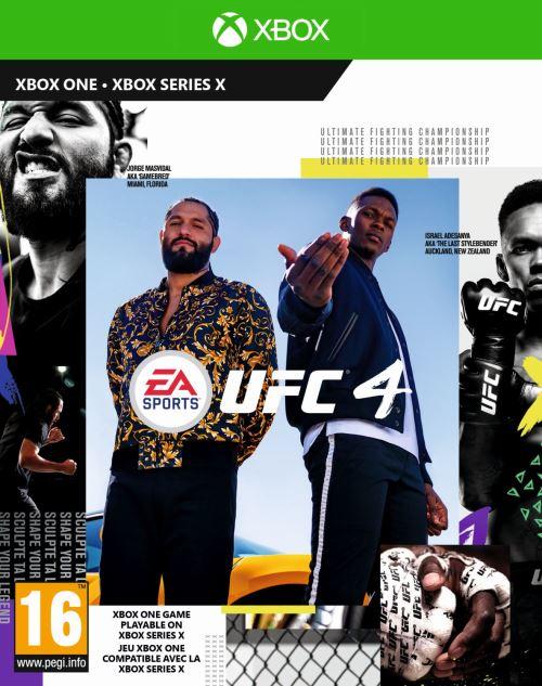 UFC 4 Xbox One