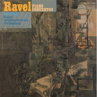 Ravel piano concertos reissue