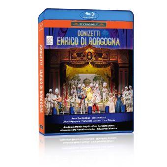 ENRICO DI BORGOGNA/BLURAY