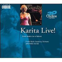 Karita Mattila Live !