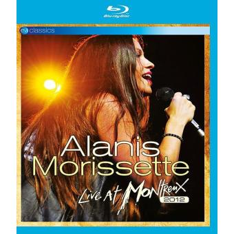 Live at Montreux 2012 Blu-ray
