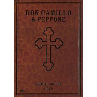 DON CAMILLO/BOX/5 DVD/VN