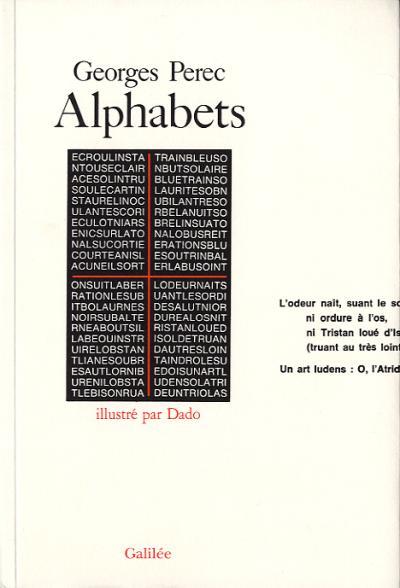 Alphabets ned