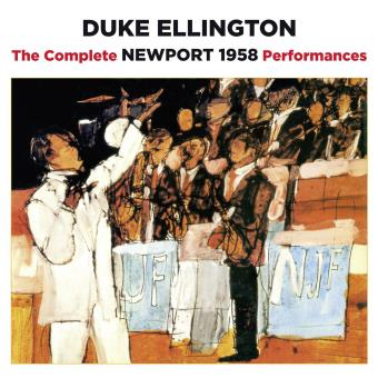 Complete Newport 1958 performances