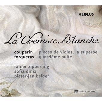 La Chemise Blanche Digipack