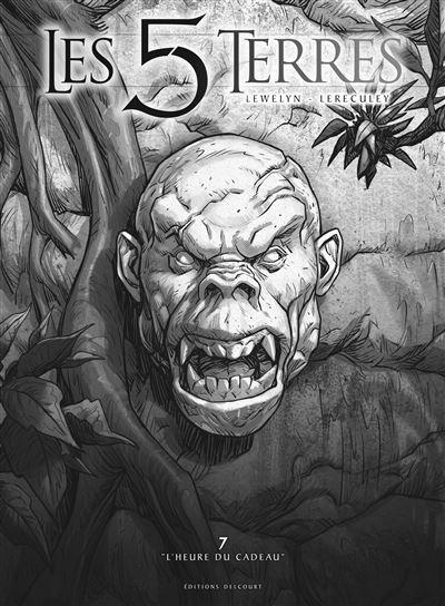 Les 5 terres 01. Edition N&B