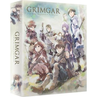 Grimgar le monde de cendres et de fantaisie/ed collector