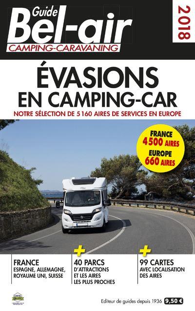 Le guide Bel Air évasions en camping-car