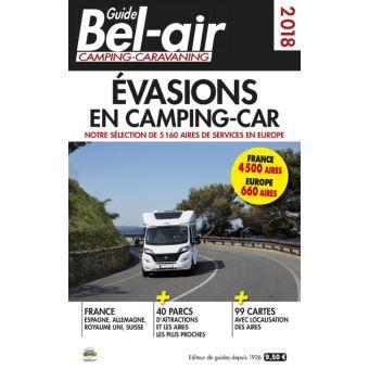 Guide bel air evasions en camping-car