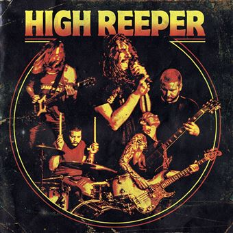 High reeper/orange lp
