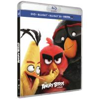 Angry Birds Le film Blu-ray 3D + 2D