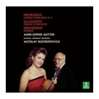 Concertos pour violon : Stihira