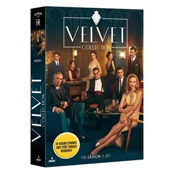Velvet CollectionCoffret Velvet Collection Saison 1 DVD