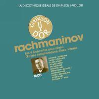 Concertos pour piano Œuvres Symphoniques Aleko Vêpres