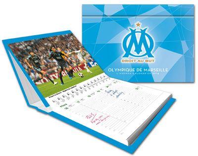 Agenda Calendrier 2014 OM