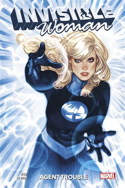 Invisible Woman : Agent trouble