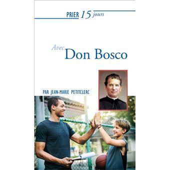 Prier 15 jours avec don bosco ned