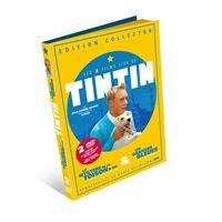TINTIN- COFFRET 2 FILMS-FR