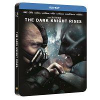 The Dark Knight Rises Steelbook 2020 Blu-ray