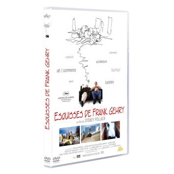 Les Esquisses de Frank Gehry DVD