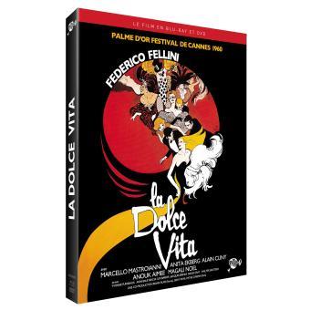 La Dolce Vita Combo blu-Ray + DVD