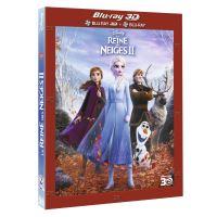 La Reine des Neiges 2 Blu-ray 3D