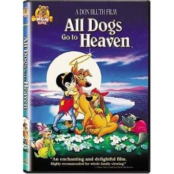 All dogs go to heaven - DVD Zone 1