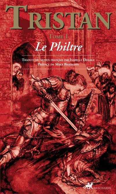 Tristan - Tome 1 : Le Philtre