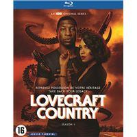 Coffret Lovecraft Country Saison 1 Blu-ray