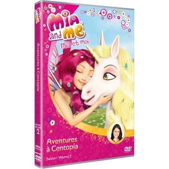 Mia et moi mia and me saison 1 vol 2 les aventures - Mia et moi saison 2 ...