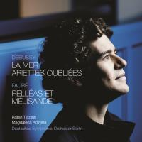 La mer/ariettes oubliees