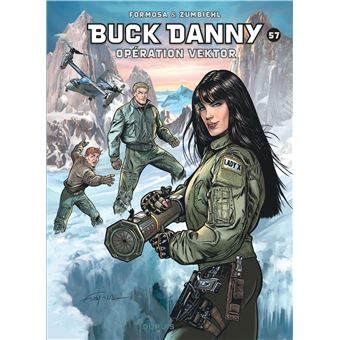 Buck DannyOpération Vektor