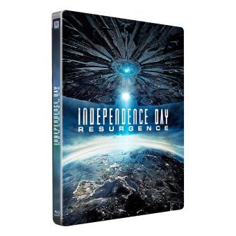 Independence DayIndependence Day : Resurgence Edition limitée Pack métal Blu-ray