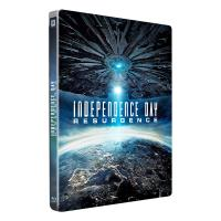 Independence Day : Resurgence Edition limitée Pack métal Blu-ray