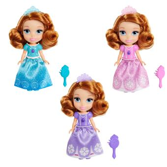 Poup e princesse sofia 15cm accessoires poup e fnac - Jeux de princesse sofia gratuit ...